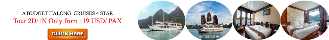Book Halong Cruises Tour With Smile Travel
