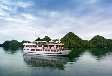 maya cruises halong and lan ha bay