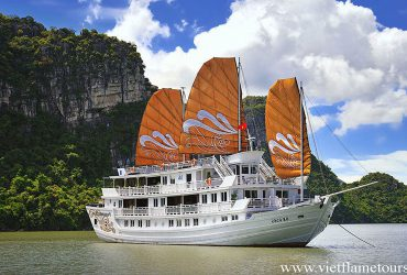 halong paradise peak tour