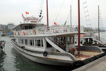 halong 1 day cruise tour from Hanoi