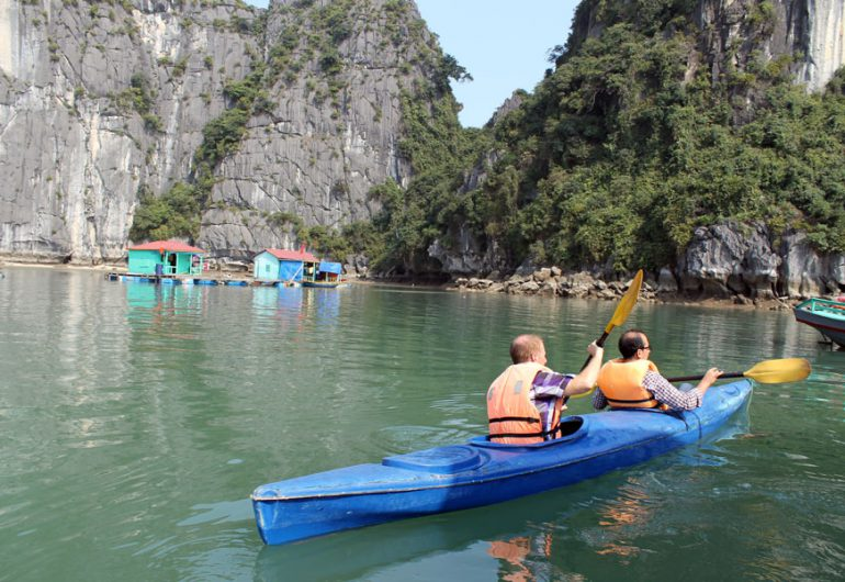 halong bay 1 day tour from Hanoi with lowest price