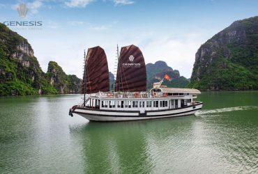 Halong genesis luxury day cruise