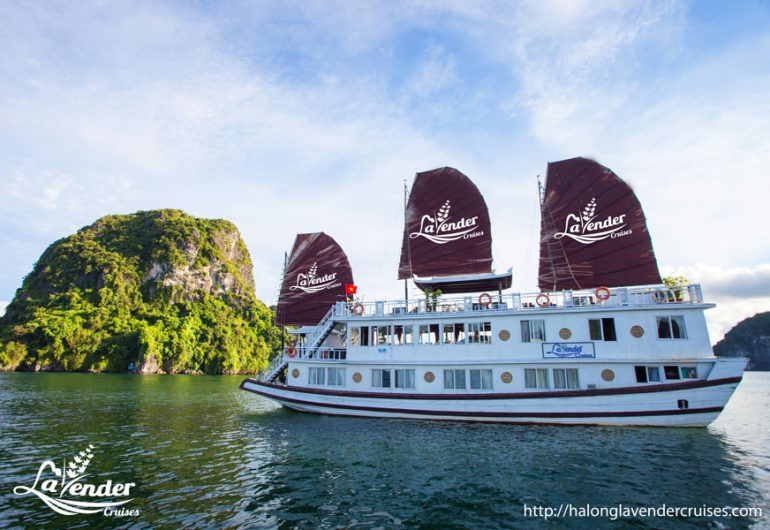 Lavender Cruises Halong Bay& Lan Ha Bay