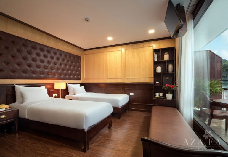 Premium Deluxe Cabin With Balcony