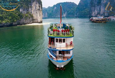 Azela-creuer de Halong-bay-smiletravel