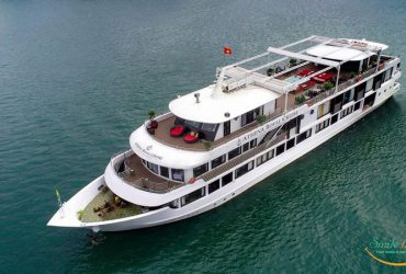 Athena Royal Cruises - Bai Tu Long- Halong Bay - Smile Travel