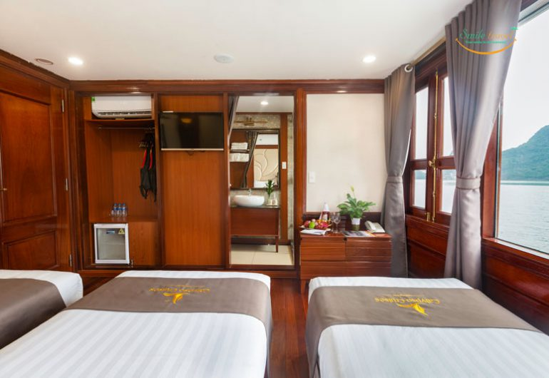 calypso cruises halong Bay- Lan Ha Bay