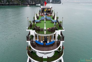 Margaret Cruises Halong Bay- Vietnam | Smile Travel +84 941776786
