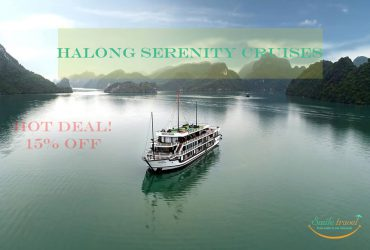 serenity cruises halong bay- smile travel +84 941776786