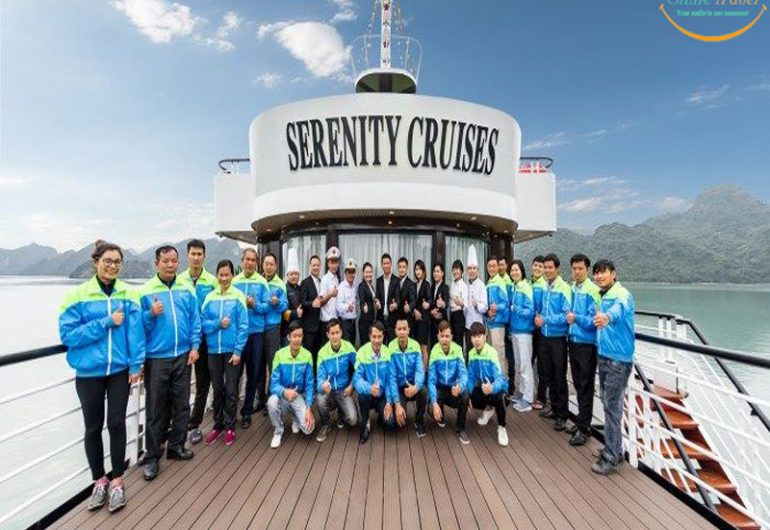 Halong Serenity Cruises- Smile Travel +84 941776786