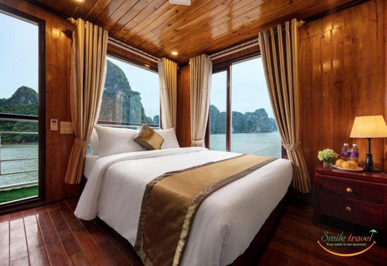 Seasun Cruise Halong Bay- Smile Travel + 84 941776786