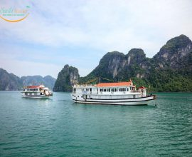 TOUR HA LONG BAY – SEASUN CRUISE