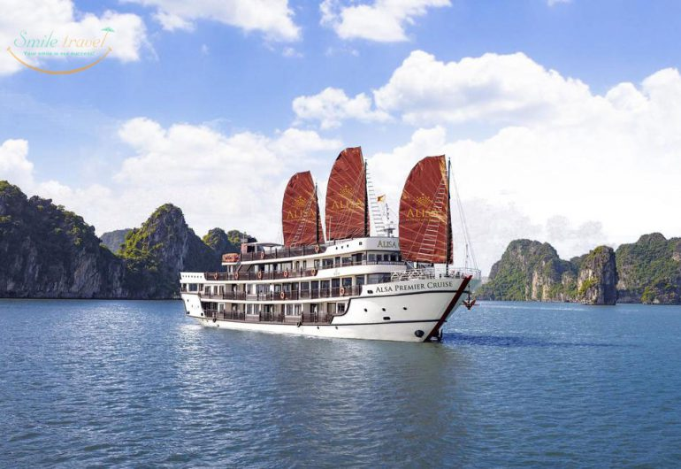 Alisa Premier Cruises Halong Bay- Book tour +84 941776786