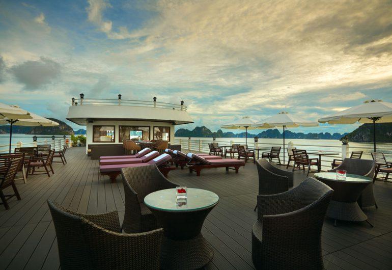 athena cruise halong bay