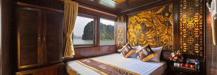 Renea Cruises Bai Tu Long Bay- 하롱 베이- 미소 여행