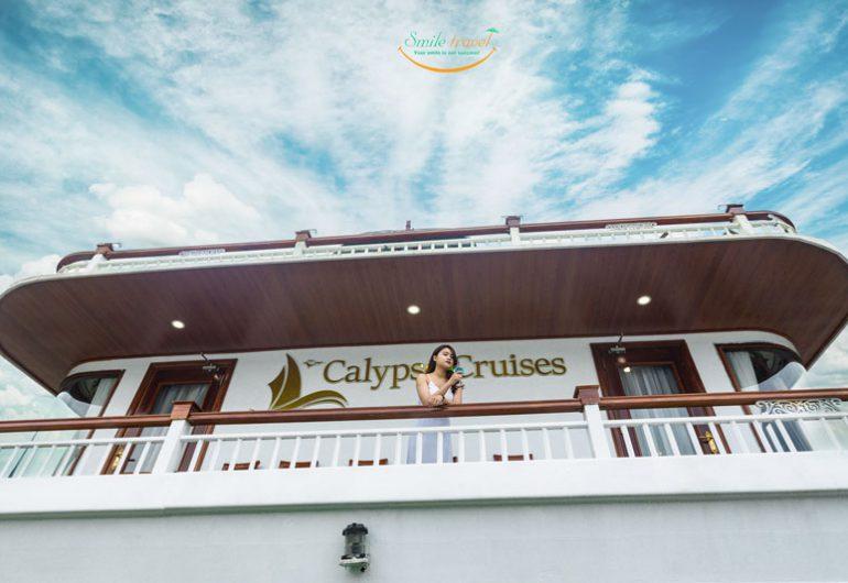 칼립소 크루즈 하롱 베이- 란 하 베이 - 도서 크루즈 +84 941776786