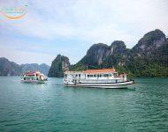 하롱 베이 (Ha Long Bay) 투어 - 크루즈 SEASUN