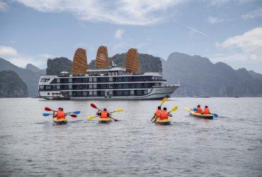La Regina Legend Cruises 5*- Smile Travel +84 941776786